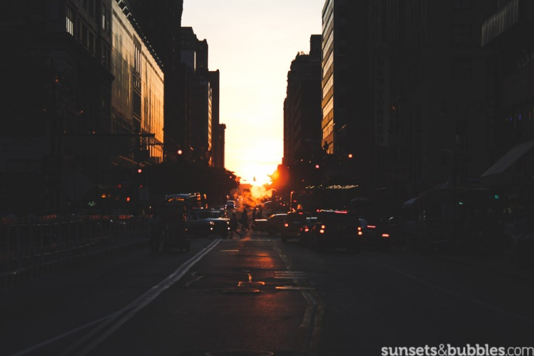 instagram-photographer-specialist-nyc-manhattan-bridge-bokeh-panoramic-nyc-sunset-manhattanhenge